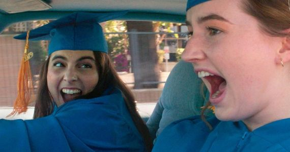 Booksmart Red Band Trailer Turns High School Into an R-Rated Party