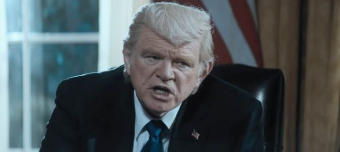 'The Comey Rule' Trailer: Brendan Gleeson Plays the Clown Con Man Known As Donald Trump