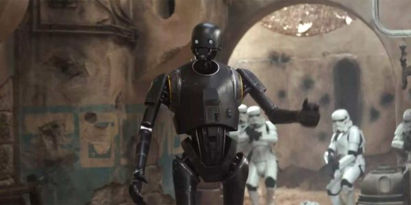 Rogue One: Alan Tudyk Won't Confirm K-2SO's Return In Prequel TV Show