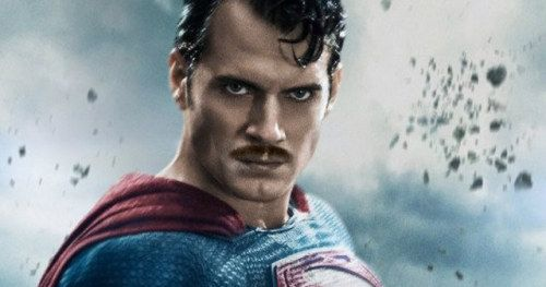 Henry Cavill Shaves Superman Mustache, Pays Tribute in Epic