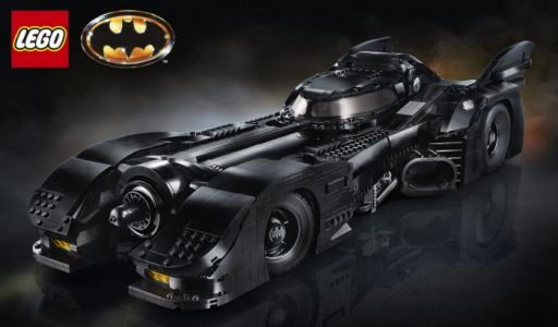 'Batman' is Getting a Big 30th Anniversary LEGO Set of the 1989 Batmobile