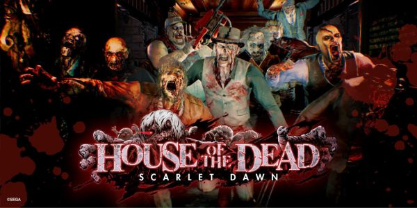 House Of The Dead: Scarlett Dawn Finds Arcade Gaming Undead & Kicking