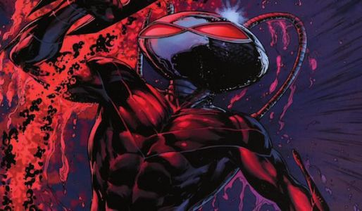 First Look At Aquaman Villain Black Manta In The Upcoming DC Movie