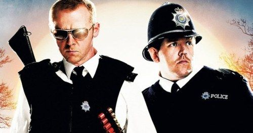 Nick Frost Trolls Fans Hard with Fake Hot Fuzz 2 AnnouncementHot