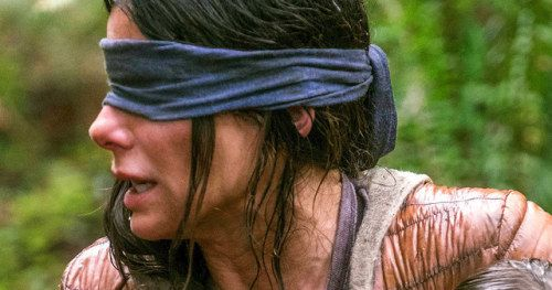 Bird Box Review: Sandra Bullock Delivers a Flawed But Enjoyable