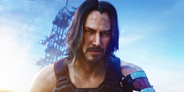 Guy Who Told Keanu Reeves He's Breathtaking Gets Cyberpunk 2077 Collector's Edition