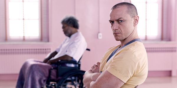 M. Night Shyamalan Gushing About James McAvoy Will Get You Pumped For Glass