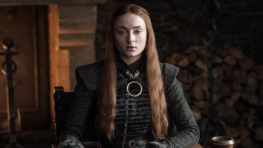 Sophie Turner Comments on Sansa's Fate in Game of Thrones Series Finale