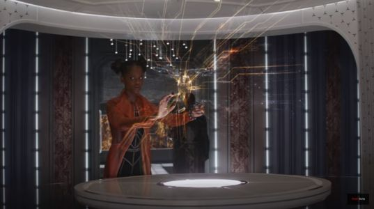 Why does the Mind Stone still affect Vision after Shuri spent all that time separating it?