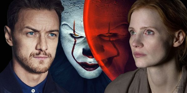 IT Chapter 2 Photo Reveals First Look at James McAvoy As Bill Denbrough