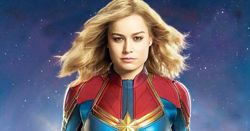 Captain Marvel Trailer Is HereBrie Larson stopped by Good