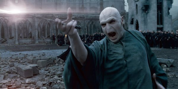 Ralph Fiennes Up for Playing Voldemort Again in Fantastic Beasts