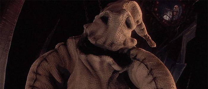 'The Nightmare Before Christmas' Villain Oogie Boogie Caused a Major Creative Clash with Tim Burton