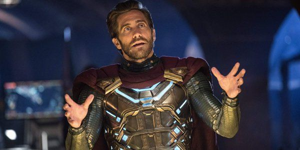 New Spider-Man: Far From Home Video Reveals Alternate Designs For Mysterio