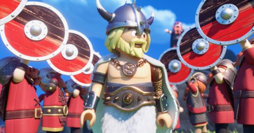 PlayMobil the Movie Trailer 3 Brings Epic-Sized Adventure for