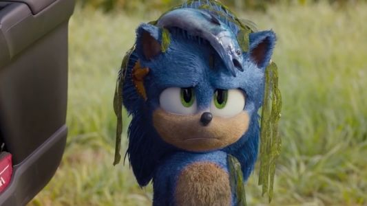Sonic the Hedgehog on a Road Trip With James Marsden in New Clip