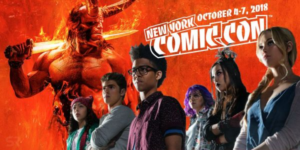 The Biggest Trailers To Expect At New York Comic Con 2018