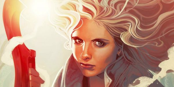 Joss Whedon Is Returning To Buffy The Vampire Slayer