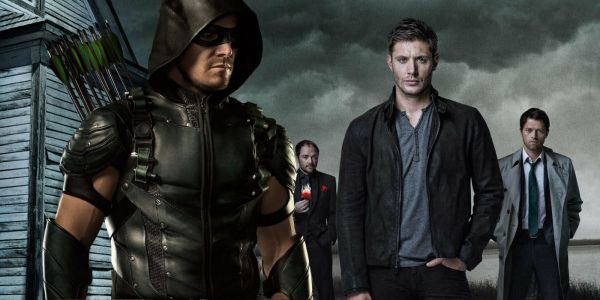 Stephen Amell Clarifies His Arrow/Supernatural Crossover Hopes