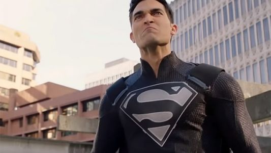 Elseworlds Part 3 Promo Features Evil Superman In Control
