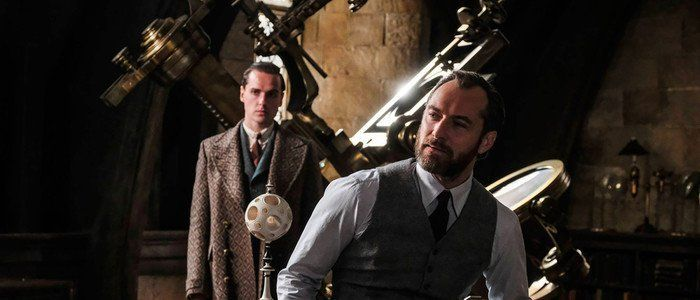 'Fantastic Beasts' Sequel Will Ignore Dumbledore Being Gay