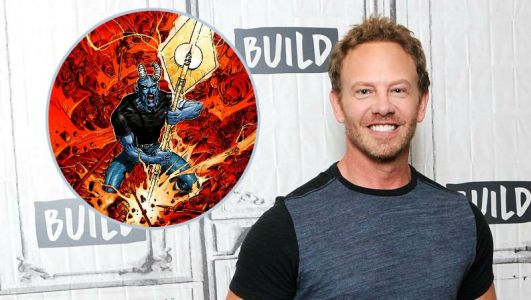 Sharknado's Ian Ziering Joins Swamp Thing Cast