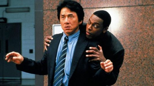 Don't Touch The Radio: Chris Tucker Says RUSH HOUR 4 Is A Go