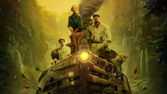 Dwayne Johnson and Emily Blunt Sail Down the Amazon in 'Jungle Cruise' Trailer