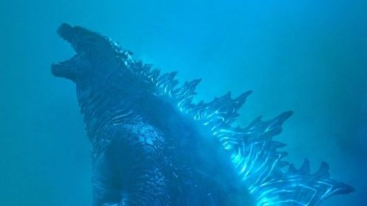 GODZILLA Stomps His Way Onto An Amazing KING OF THE MONSTERS Poster