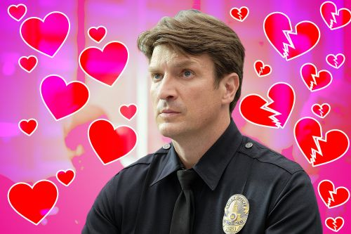 Nathan Fillion Is Too Old to be a Dreamboat and We Need to Accept That
