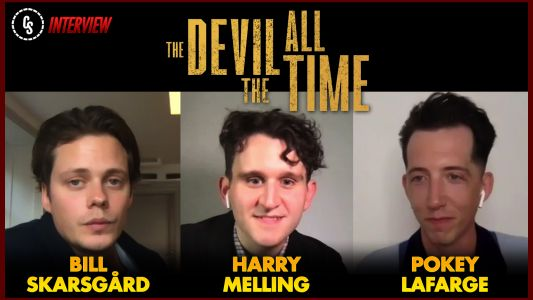 CS Interviews: The Devil All The Time Cast Talk Netflix Crime Drama
