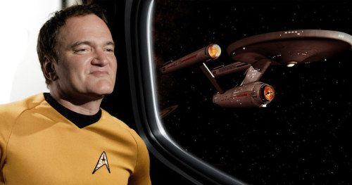 Tarantino's Star Trek Is Not Aiming for an R-Rating Says