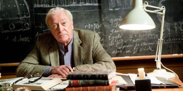 Michael Caine Explains What's Actually Going On At The End Of Inception
