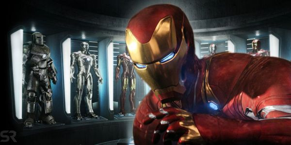 Unused Infinity War Concept Art Could Actually Be For Avengers: Endgame