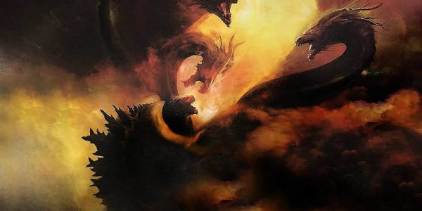 Godzilla Battles Ghidorah In New King of the Monsters Images