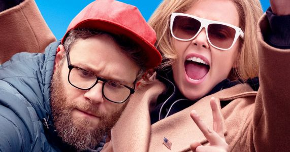 Seth Rogen and Charlize Theron Come Home in Long Shot This July