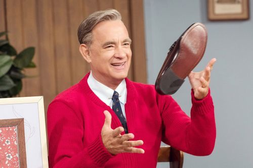 Watch Tom Hanks Discover That He's Actually Related to Fred Rogers