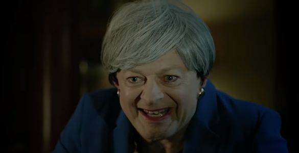 Andy Serkis Brings Gollum Back For A Bizarre Spoof On Theresa May And Brexit