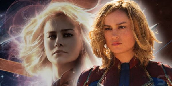 New Captain Marvel Poster Features Her Classic Suit
