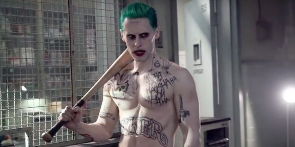 Jared Leto's Suicide Squad Joker Tattoos Explained