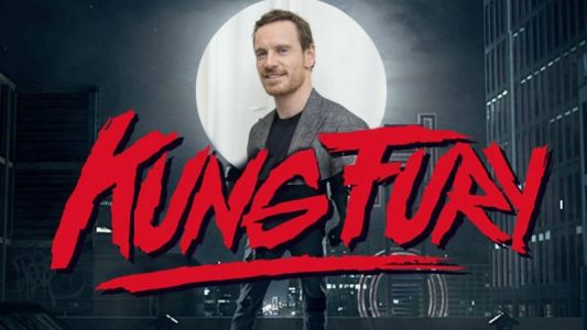 Michael Fassbender to Star in Kung Fury Sequel Film