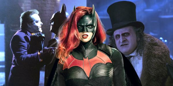 Batwoman's Gotham Has A Lot Of Similarities To Batman 1989's Version