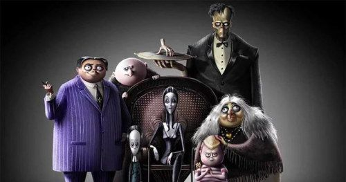 Addams Family Animated Movie Gets Charlize Theron, Bette Midler
