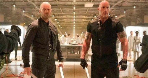 Hobbs & Shaw Gets an Official Fast & Furious Title, New