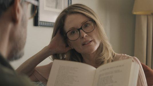 As 'Gloria,' Julianne Moore Explores The Extraordinary Drama Of Ordinary Life