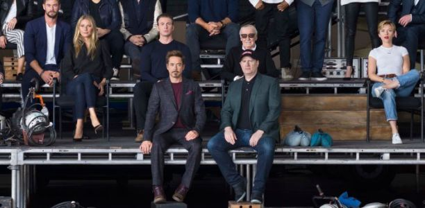 Marvel Studios Begins Celebrating 10th Anniversary with a Massive Cast Class Photo