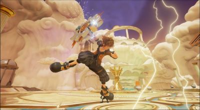 Kingdom Hearts 3 Images Confirm The Return Of Drive Forms