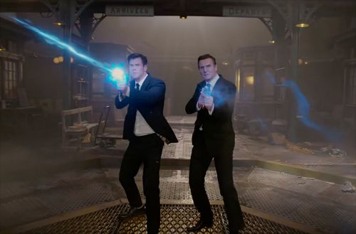 'Men In Black: International' Trailer: MIB's Black Suits Are Fashionable In London, Too