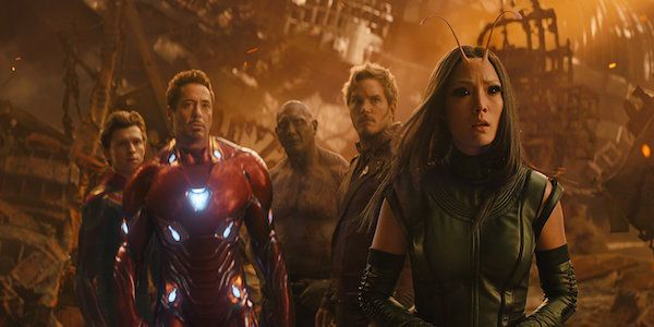 There Are Only Two Movies Avengers: Infinity War Hasn't Beat In Pre-Sales