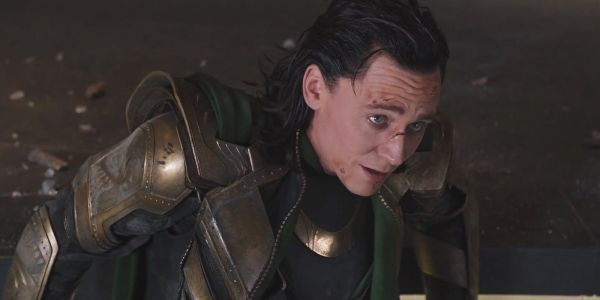 Tom Hiddleston Was 'Terrified' Making First Avengers Movie